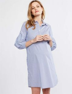 ac393cbdb0c Pietro Brunelli Pea Collection Olivia Maternity Dress