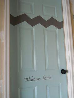 homey home design: Garage Organization!
