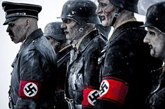 nazi zombies. possibly the scariest type of zombies.