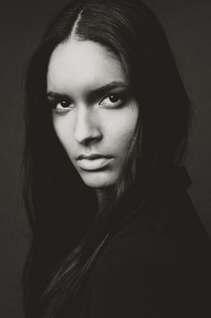 Fresh Face | Yamilca Ortiz by Matthew Priestley >>> OMG  ure so pretty girl