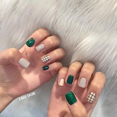 Korean Fashion Nail Art Nails Style Hair Beauty