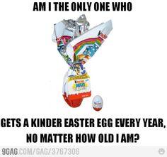 Kinder Easter Egg