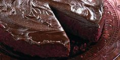 Dr Libby's recipe: Beetroot chocolate mud cake Vegan Baking, Healthy Baking, Steamed Sweet Potato, Sources Of Dietary Fiber, Chocolate Mud Cake, Cake Mixture, Paleo Treats, Paleo Food, Whole Food Recipes