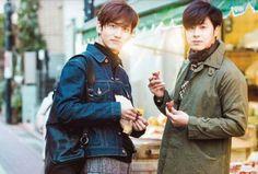 ♡ #DBSK #ChangMin #YunHo