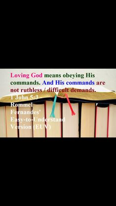 1 John 5:3 2 Samuel 5, Hymns Of Praise, Ecclesiastes 12, Revelation 2, People Can Change, John 5, Marriage Vows, Acting Skills, How Many Kids