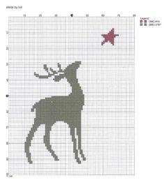 Point de croix : ❤️*❤️ cross stitch. Noël - Christmas