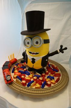 Sir Topham Hatt minion