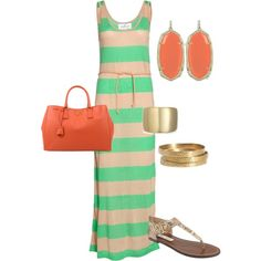 This dress would be amazingly comfortable for travel. Add a jacket and done...