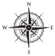 Set Illustration Of Artistic Compass Download From Over 63