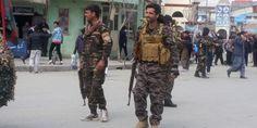 """Une attaque-suicide vise la communauté chiite hazara à Kaboul - Lexplosion a eu lieu lors dune cérémonie marquant le 23e anniversaire de la mort dAbdul Ali Mazari un leadeur de la communauté chiite hazara tué par les talibans. - http://ift.tt/2Hgh7aI - \""""lemonde a la une\"""" ifttt le monde.fr - actualités  - March 08 2018 at 11:11PM"""