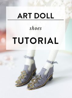 miniature dolls In my Doll making classes I promised Ill make more free tutorials about bits and pieces, I didnt cover there. For example, in costume making class I talked about one ki Doll Making Tutorials, Free Tutorials, Painting Tutorials, Making Dolls, Art Doll Tutorial, Doll Shoe Patterns, Dress Patterns, Sewing Patterns, Decorated Shoes