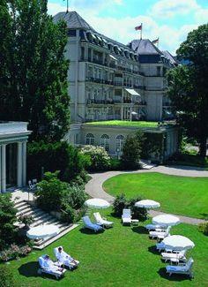 Brenners Park-Hotel & Spa | Baden-Baden, Germany