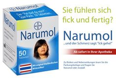 Fick und fertig - Narumol-Tabletten