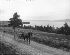 Lake Ainslie, Cape Breton, NS, about 1914