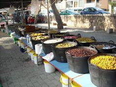 Saturday Market in Rocafort
