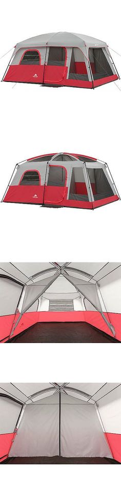 Tents 179010: Ozark Trail 10 Person 2 Room Cabin Tent -> BUY IT NOW ONLY: $155.55 on eBay!