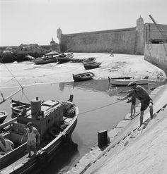 Algarve, Lagos. Décadas de 50/60.