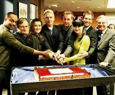 carajiggirl92-ncis:  NCIS: 150 Episodes Strong! :) <3