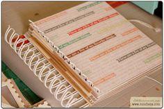 great mini book binding tutorial