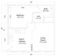 House Plans with In-Law Suites - Home Plans with Inlaw Suite at
