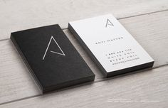 Business Cards – Card Stock black and white minimal business cards More from my site Elegant and minimal business card design in black and white. Con… Business Card – black & white and minimal 26 Minimal Clean Business Cards (PSD) Templates