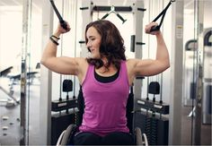 Shannon Chisholm loved bodybuilding before becoming paralyzed. A mother, wife and one of the best paralyzed bodybuilders currently competing, meet Shannon!