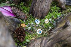 Medallas en oro de 18 kilates Día de la madre