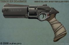 Geind EL-451 Shettier by VulnePro on DeviantArt