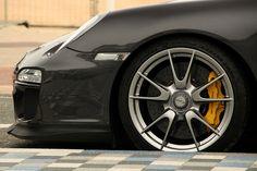 Porsche 997 GT3 MKII by Nick Dufait, via Flickr