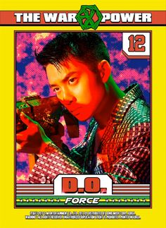 kyungsoo the war: the power of music repackage teaser