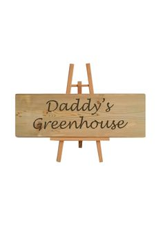 #Personalised Sign, Hand Burnished, Reclaimed Wooden Sign / Plaque by melOnDesign on Etsy