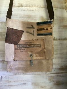 109 Best Primitive Cloth Bags images in 2019 bf8516f1c5