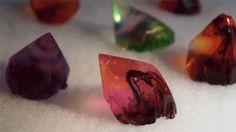 Beeld van Vloeibare kristallen