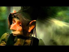 El jardin secreto de los duendes, elfos y brujas.