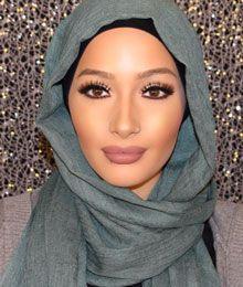 """Nura Afia ist das erste """"Cover Girl""""-Gesicht mit Kopftuch"""