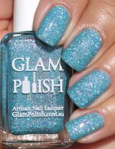 Glam Polish Witch Be Like... @kelliegonzoblog