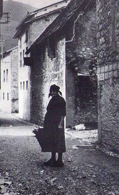 Donna Friulana 1960