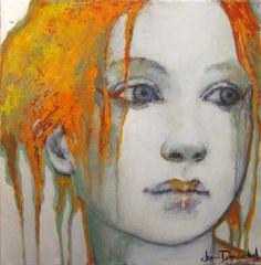 Désirée - Joan Dumouchel - Galerie d'art Iris, Baie-Saint-Paul - Charlevoix