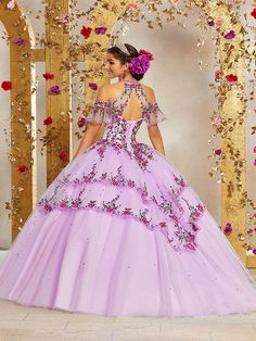 15 Dresses, Ball Dresses, Pretty Dresses, Ball Gowns, Bridesmaid Dresses, Wedding Dresses, Pageant Dresses, Purple Quinceanera Dresses, Quinceanera Party