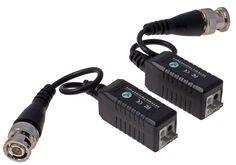 Приемо-передатчик Falcon Eye FE-W-VB102P FE-W-VB102P Falcon Eye FE-W-VB102P - комплект приёмо-передатчиков, предназначены для передачи видеосигнала по витой паре на расстояние до 600 метров ч/б и до 400м цветное. Комплект состоит из передатчика и приёмника. Передатчик подключается к камере, а приёмник к регистратору. Способов передачи видеосигнала и телеметрии, используемых сегодня в системах видеонаблюдения, не так уж много. В зависимости от поставленной задачи инсталлятор выбирает либо…