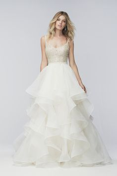 Watters Style Kennedy - Debra's Bridal Shop at The Avenues 9365 Philips Highway Jacksonville, FL 32256 (904) 519-9900