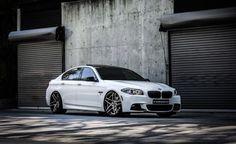 """BMW 550i on 21"""" Forgiato Dieci-ECL"""
