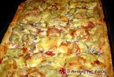 Cookbook Recipes, Cooking Recipes, Healthy Recipes, Healthy Foods, The Kitchen Food Network, Greek Recipes, Hawaiian Pizza, Food Network Recipes, Food And Drink