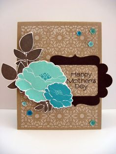 mothers day card crafted - HD1200×1600