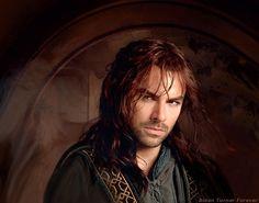 Aidan Turner ~ Kili ~ The Hobbitt