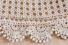 Crochet Skirt Pattern Maxi Lace Skirt by OutstandingCrochet
