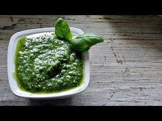 Pesto genovese | Ricetta veloce con frullatore ad immersione | @vicaincucina YouTube