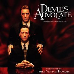 The Devils Advocate- such a good movie and not a lot of people know about it.