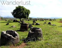 Plain of Jars in Laos: ancient mystery | CaitlinLiz.com