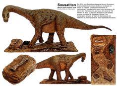 Sousatitan Escultura